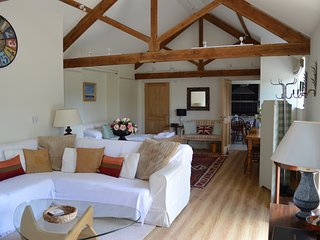 The Cider Barn, West Knoyle (please book through Sykes Cottages)