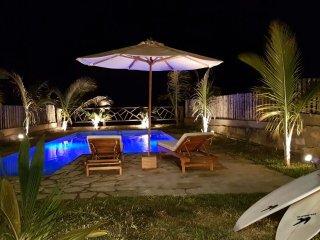 Alquiler de casa de playa 'Villa Palmeras'