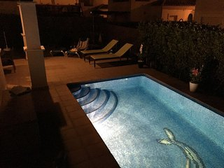 Casa Raspallon - A Murcia Holiday Villas Property