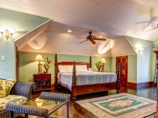 Toucan Suite at Mahogany Hall