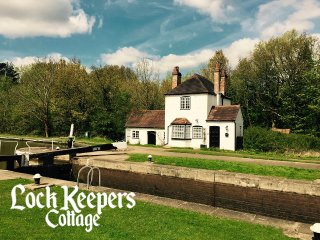 The Lock Keepers Cottage near Warwick