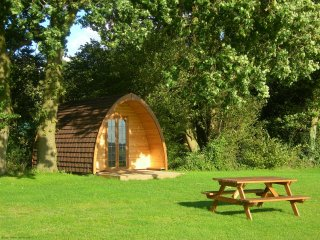 Sleepy Hollow - Glamping Pod , Alresford  491931