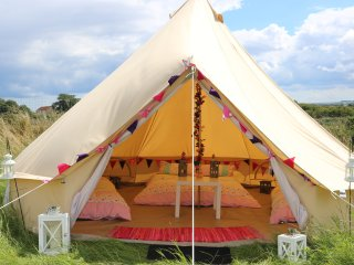 Little Apache Bell Tents
