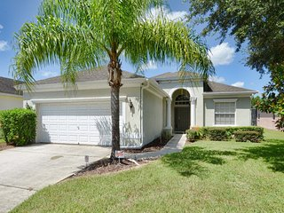 Comfortable Private 4 Bedroom 3 Bathroom Pool Home With Game Room