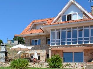 Casa mirando al mar