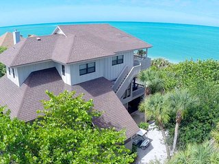 Stunning Beachfront Home On North Captiva Island