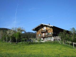 Achentaler Bauernhausl - Selbstversorgerhaus in den Tiroler Bergen