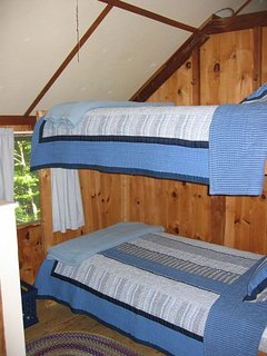 Bunk room 2 Twin size beds