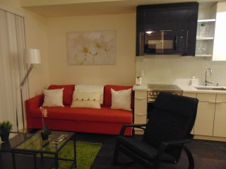 CORPORATE FURNISHED 1 BEDROOM CONDO AT Etobicoke