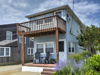 NEW! Beautiful 3BR Ship Bottom House w/Beach View!