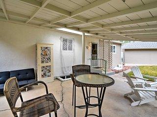 Colorado Springs Home w/Mountain View & Large Yard