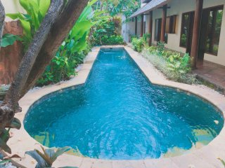 Good Value, 3BR Tropical Private Villa In Centre of Seminyak