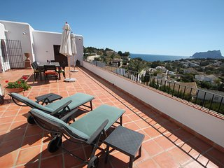 Argentario - sea view villa with private pool in Benissa