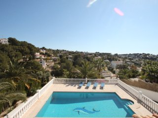 Buenavista - holiday home with private swimming pool in Benissa