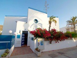 Apartamento en Aguamarga con vistas al mar, Parque Natural Cabo de Gata