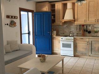 Paros Kolybithres beach house