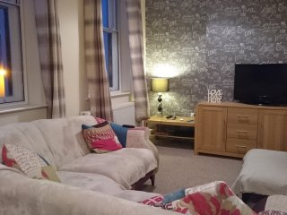 Penhryn Rd, Colwyn Bay, holiday apartment
