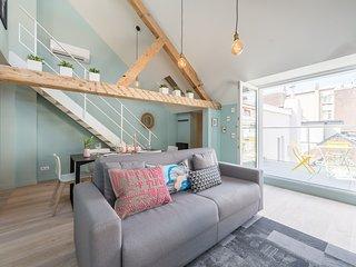 Smartflats Rubens 401 - 2 Bedrooms Duplex Terrace - Meir area