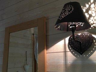 Chambre d 'hôtes en cabane insolite perchée