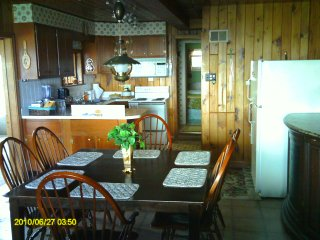 Beach House Kitchen and Dining Area
