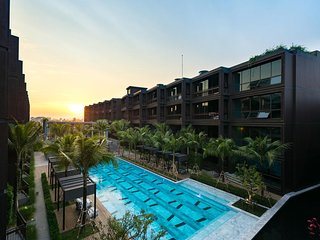 Charming apartment in Nai Harn 2 bedrooms available for New Yearr