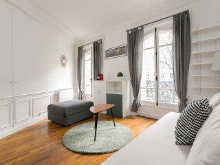 parisian chic studio
