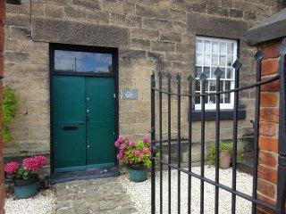 Converted Chapel with great views in Belper Derbyshire (2 Chapel Mews)