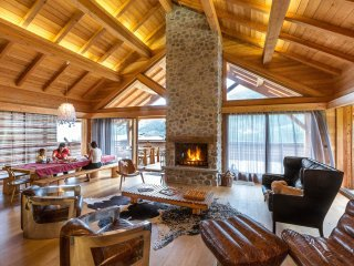 Luxury chalet rental The Mountain House 12 pers, spa & sauna | Serre Chevalier