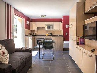 T2- 34m2 - Le Pradet - Appartement Les Bonnettes - Rdc