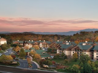 Smoky Mountain Resort has fun for all!