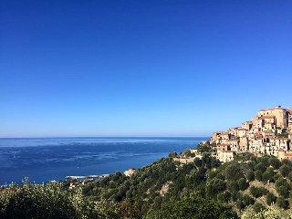 Appartamento con vista fantastica su Pisciotta