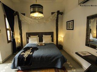 Riad Azcona - suite Palmeral