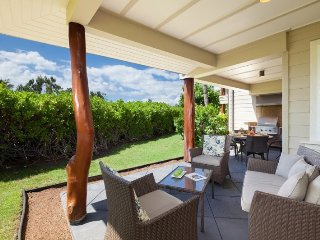 E1 Waikoloa Beach Villa with Hilton Waikoloa Pool Pass thru 2018