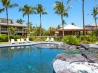 F4 Waikoloa Beach Villa with Hilton Waikoloa Pool Pass thru 2018 and 2019