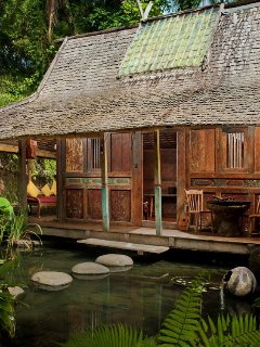 Water Melody House Ubud