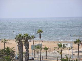 Appartement avec terrasse vue sur la mer