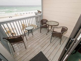 Newly Renovated Beach Front Oasis!
