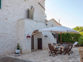 Villa in Puglia for 4 guests with View