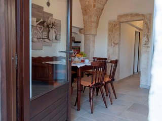 Villa in Monopoli for 4 guests near the Sea