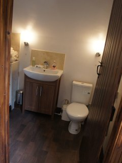Bathroom (accessed through Bedroom 3)