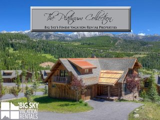 Big Sky Resort | Powder Ridge Cabin 13 Manitou