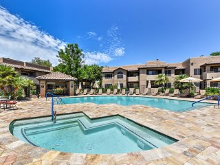 NEW! 1BR Scottsdale Condo w/ Access to 3 Pools!