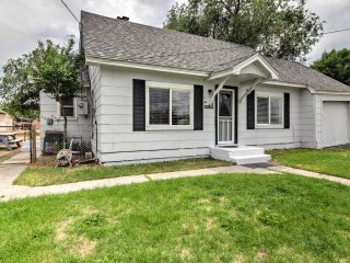 NEW! Charming 3BR Panguitch House w/ Fire Pit!