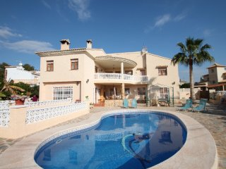 Carmen - holiday home on the beautiful Costa Blanca in Calpe