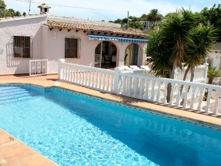 El Molino - well-furnished holiday villa in Benissa