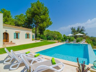 SON MORA - Villa for 6 people in Porreres