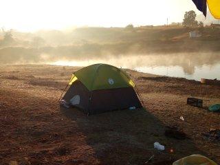 Pavana Lake Tourist Camping