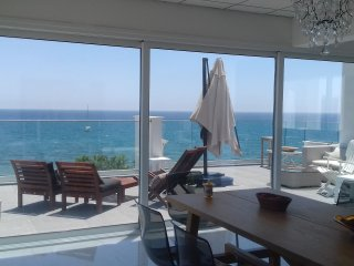 Mediterranean Penthouse with Panoramic View Overlooking Medblue Sea