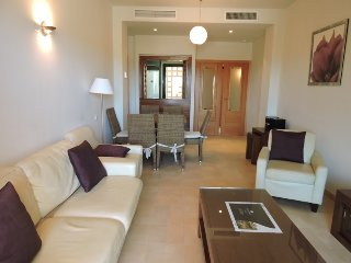 Luxury  3 bedroom  ground floor apartment, Hacienda de Alamo Golf ,  Murcia