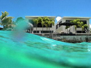 Oceanfront Belnem Beach House with possibility of renting private Wave Runner